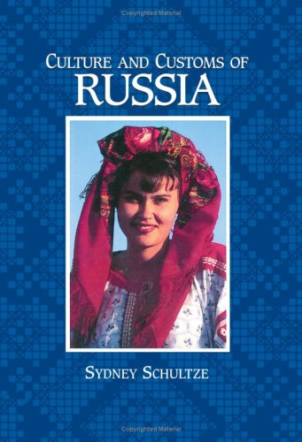 Culture and Customs of Russia   2000 edition cover