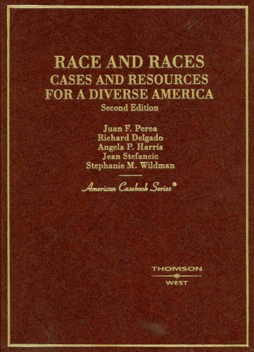 Race and Races, Cases and Resources for a Diverse America  2nd 2007 (Revised) edition cover