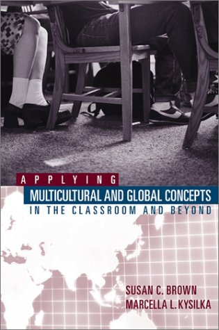 Applying Multicultural and Global Concepts in the Classroom and Beyond   2002 edition cover