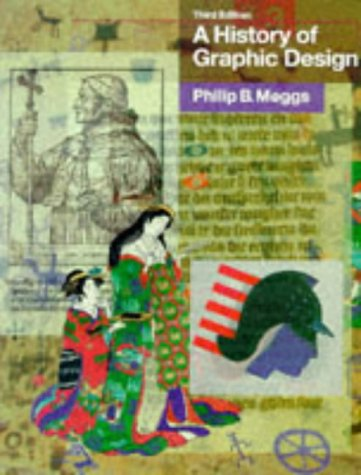 History of Graphic Design  3rd 1998 (Revised) edition cover