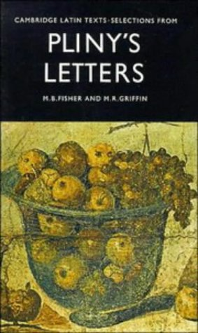 Selections from Pliny's Letters   1973 edition cover