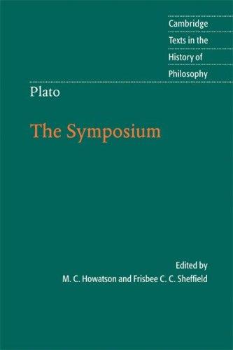 Plato: the Symposium   2008 edition cover