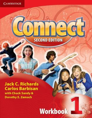 Connect Level 1 Workbook  2nd 2009 edition cover