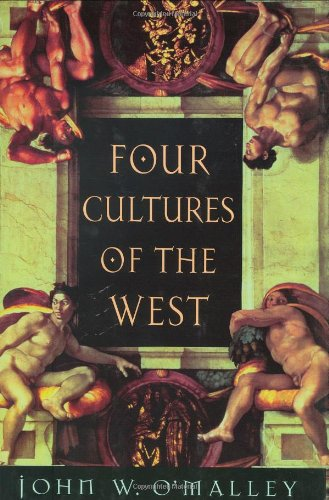 Four Cultures of the West   2004 edition cover
