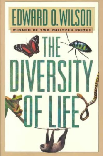 Diversity of Life   1992 edition cover