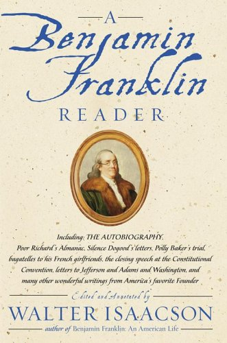Benjamin Franklin Reader   2003 9780743273985 Front Cover