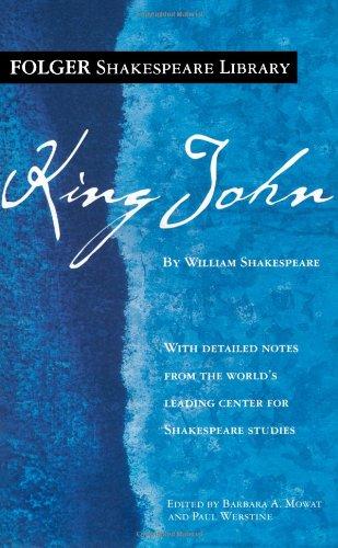 King John   2006 edition cover