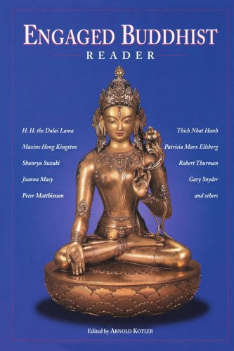 Engaged Buddhist Reader Ten Years of Engaged Buddhist Publishing N/A edition cover