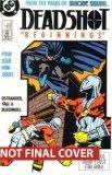 Deadshot - Beginnings   2013 9781401242985 Front Cover