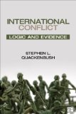 International Conflict; Logic and Evidence   2015 (Revised) edition cover