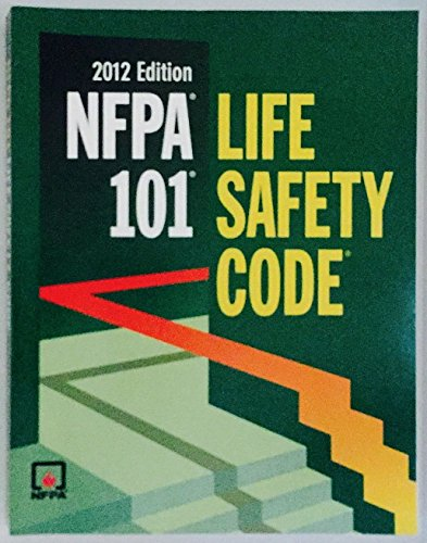 Nfpa 101: Life Safety Code 2012  2011 edition cover