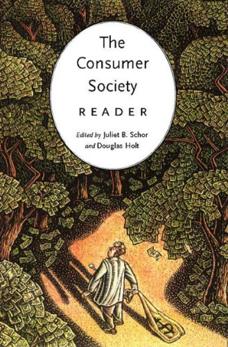 Consumer Society   2000 edition cover