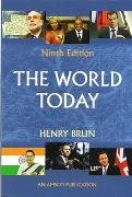 World Today Current Problems and Their Origins 9th 2012 edition cover