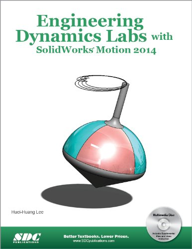 Engineering Dynamics Labs with SolidWorks Motion 2014  N/A edition cover