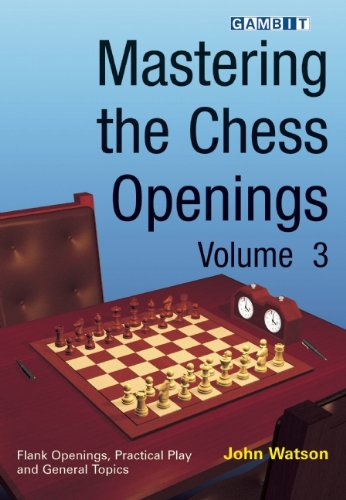 Mastering the Chess Openings   2006 edition cover