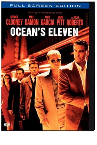 Ocean's Eleven (Full Screen Edition) System.Collections.Generic.List`1[System.String] artwork