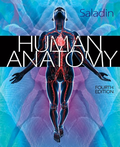 Human Anatomy + Connect Plus Access Card:   2013 edition cover