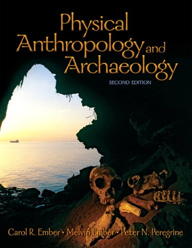 Physical Anthropology and Archaeology  2nd 2007 (Revised) edition cover