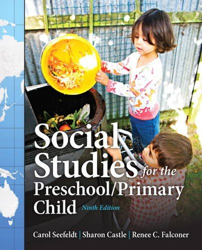 Social Studies for the Preschool/Primary Child  9th 2014 edition cover