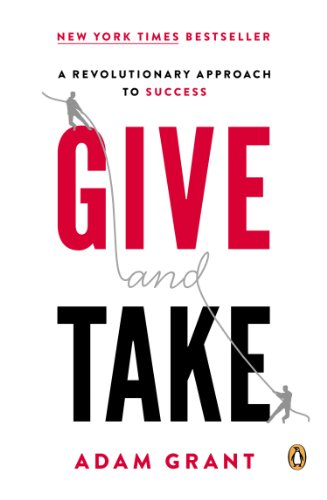 Give and Take  N/A edition cover