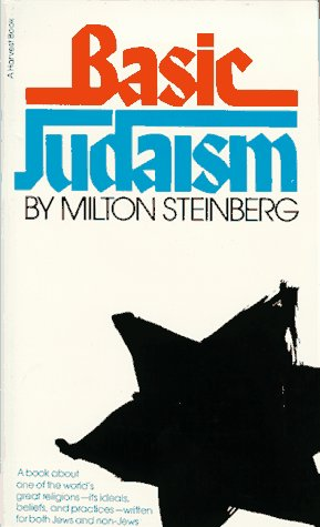 Basic Judaism   1965 edition cover