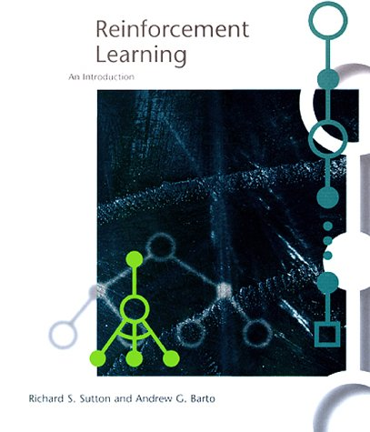 Reinforcement Learning An Introduction  1998 edition cover