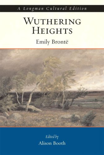 Wuthering Heights   2009 edition cover