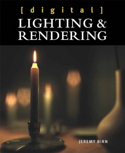 [Digital] Lighting and Rendering  3rd 2014 9780321928986 Front Cover