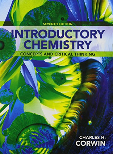 Introductory Chemistry + Modified Masteringchemistry With Pearson Etext Valuepack Access Card: Concepts and Critical Thinking  2013 edition cover