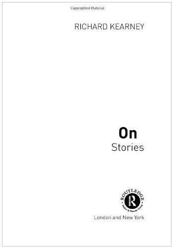 On Stories   2001 edition cover