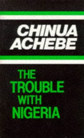 Trouble with Nigeria   1984 edition cover