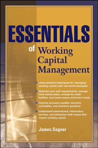 Essentials of Working Capital Management   2011 9780470879986 Front Cover
