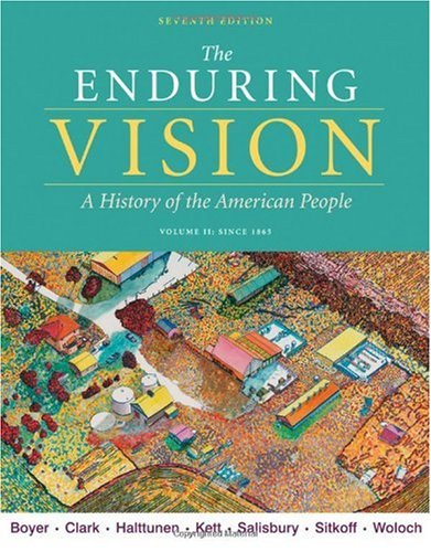 Enduring Vision since 1865  7th 2011 edition cover