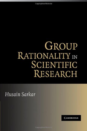 Group Rationality in Scientific Research   2011 9780521317986 Front Cover