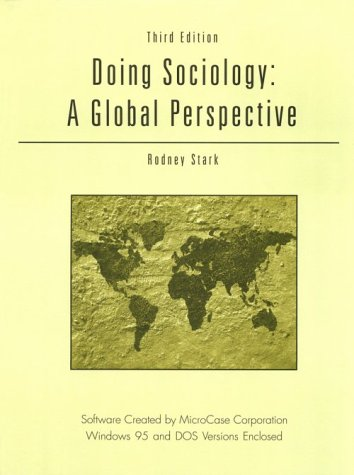 Doing Sociology A Global Perspective 3rd 1999 9780534555986 Front Cover