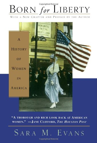 Born for Liberty   1997 edition cover