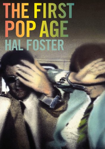 First Pop Age Painting and Subjectivity in the Art of Hamilton, Lichtenstein, Warhol, Richter, and Ruscha  2011 edition cover