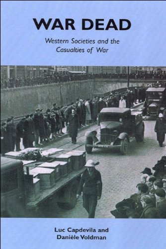War Dead Western Societies and the Casualties of War  2006 9780748622986 Front Cover