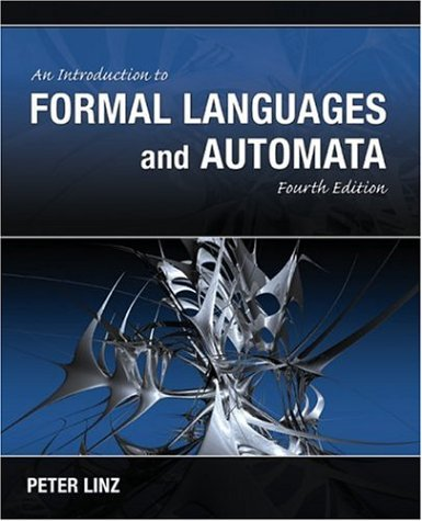 Introduction to Formal Language and Automata  4th 2006 (Revised) edition cover