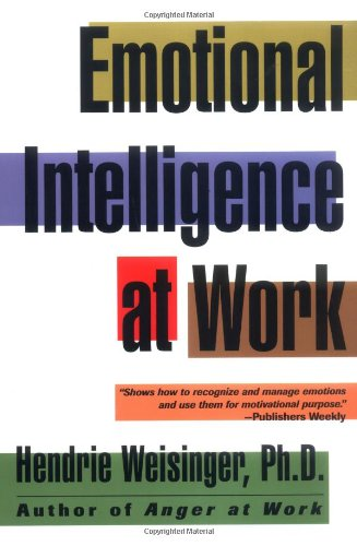 Emotional Intelligence at Work  2nd 2000 (Revised) edition cover