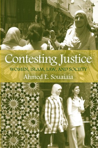 Contesting Justice Women, Islam, Law, and Society N/A edition cover