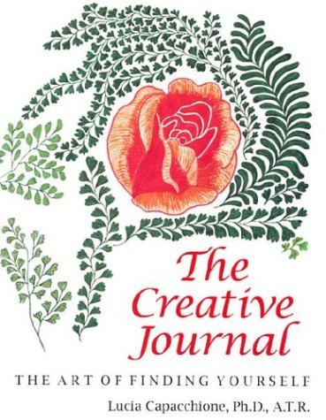 Creative Journal The Art of Finding Yourself N/A edition cover
