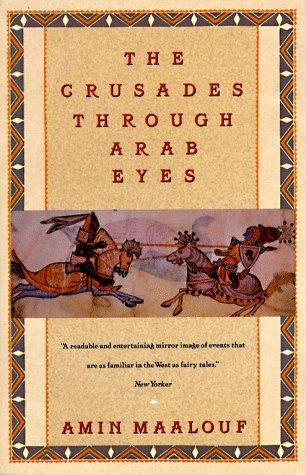 Crusades Through Arab Eyes   1984 edition cover