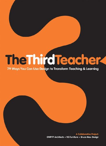 Third Teacher 79 Ways You Can Use Design to Transform Teaching and Learning  2010 edition cover