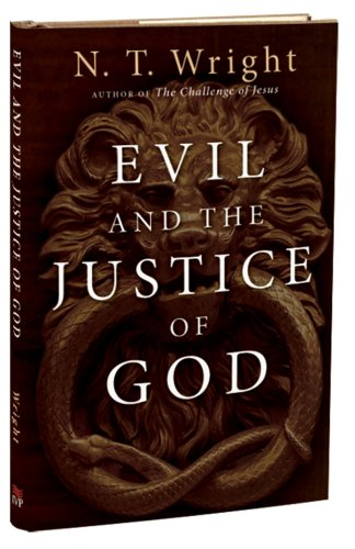 Evil and the Justice of God   2006 edition cover