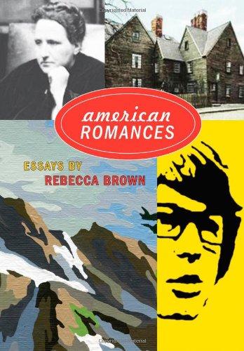 American Romances   2009 edition cover