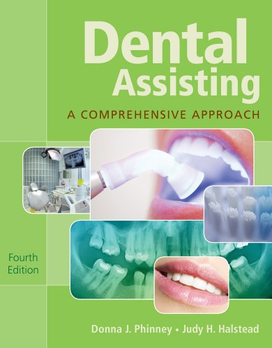 Dental Assisting A Comprehensive Approach 4th 2013 edition cover