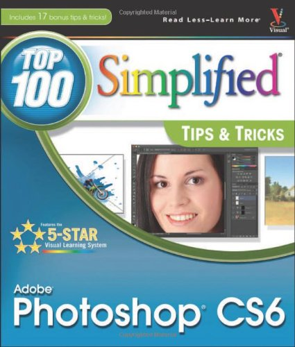 Adobe Photoshop CS6   2012 edition cover