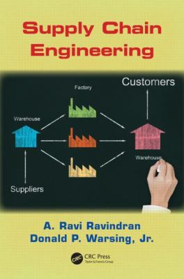 Supply Chain Engineering   2012 edition cover