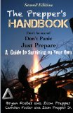 Prepper's Handbook - Second Edition A Guide to Surviving on Your Own N/A 9781490371986 Front Cover